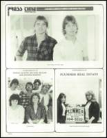 1986 Clermont High School Yearbook Page 200 & 201