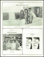 1986 Clermont High School Yearbook Page 208 & 209