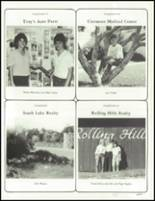 1986 Clermont High School Yearbook Page 210 & 211