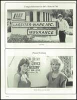 1986 Clermont High School Yearbook Page 214 & 215