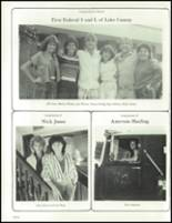 1986 Clermont High School Yearbook Page 220 & 221