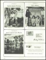 1986 Clermont High School Yearbook Page 222 & 223