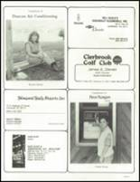 1986 Clermont High School Yearbook Page 224 & 225
