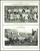 1986 Clermont High School Yearbook Page 236 & 237