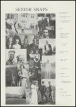 1940 Myrtle Point Union High School Yearbook Page 22 & 23