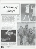 1996 Clyde High School Yearbook Page 20 & 21