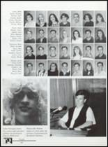 1996 Clyde High School Yearbook Page 64 & 65