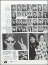 1996 Clyde High School Yearbook Page 68 & 69