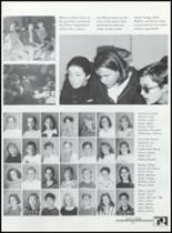 1996 Clyde High School Yearbook Page 74 & 75