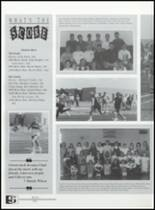 1996 Clyde High School Yearbook Page 106 & 107