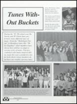 1996 Clyde High School Yearbook Page 124 & 125