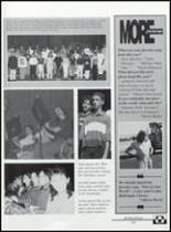 1996 Clyde High School Yearbook Page 126 & 127