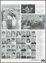 1996 Clyde High School Yearbook Page 158 & 159
