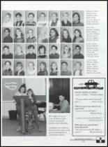 1996 Clyde High School Yearbook Page 160 & 161