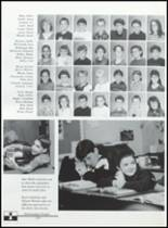 1996 Clyde High School Yearbook Page 164 & 165