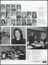 1996 Clyde High School Yearbook Page 170 & 171