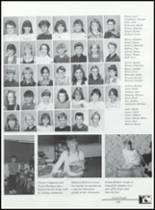 1996 Clyde High School Yearbook Page 176 & 177
