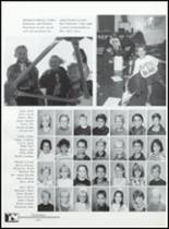 1996 Clyde High School Yearbook Page 182 & 183