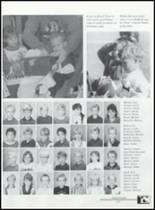 1996 Clyde High School Yearbook Page 184 & 185