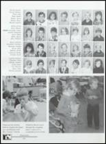 1996 Clyde High School Yearbook Page 186 & 187
