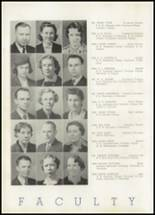 1941 North Little Rock High School Yearbook Page 16 & 17