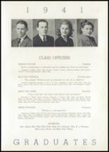 1941 North Little Rock High School Yearbook Page 18 & 19