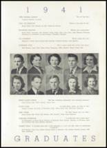 1941 North Little Rock High School Yearbook Page 22 & 23