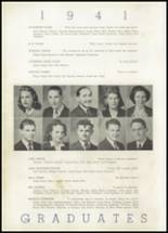 1941 North Little Rock High School Yearbook Page 26 & 27