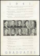 1941 North Little Rock High School Yearbook Page 28 & 29