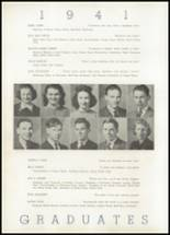 1941 North Little Rock High School Yearbook Page 30 & 31