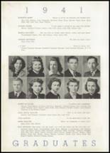 1941 North Little Rock High School Yearbook Page 32 & 33