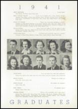 1941 North Little Rock High School Yearbook Page 34 & 35