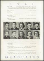 1941 North Little Rock High School Yearbook Page 36 & 37
