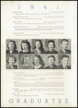 1941 North Little Rock High School Yearbook Page 38 & 39