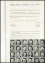 1941 North Little Rock High School Yearbook Page 54 & 55
