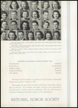 1941 North Little Rock High School Yearbook Page 56 & 57
