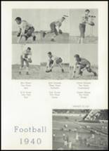 1941 North Little Rock High School Yearbook Page 72 & 73