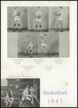 1941 North Little Rock High School Yearbook Page 78 & 79