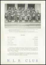 1941 North Little Rock High School Yearbook Page 80 & 81