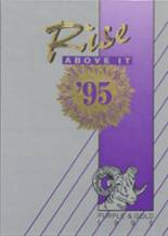 1995 Yearbook South Haven L.C. Mohr High School