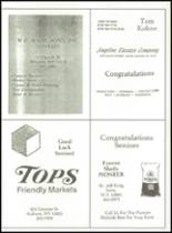 1994 Southern Cayuga Central High School Yearbook Page 162 & 163