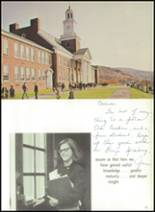 1967 Delaware Academy Yearbook Page 14 & 15