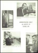 1967 Delaware Academy Yearbook Page 18 & 19