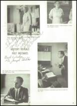 1967 Delaware Academy Yearbook Page 22 & 23