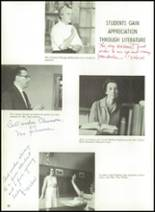 1967 Delaware Academy Yearbook Page 24 & 25
