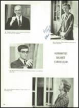 1967 Delaware Academy Yearbook Page 28 & 29