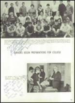 1967 Delaware Academy Yearbook Page 36 & 37