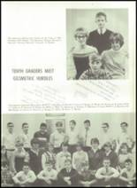 1967 Delaware Academy Yearbook Page 38 & 39