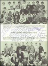 1967 Delaware Academy Yearbook Page 40 & 41