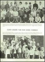 1967 Delaware Academy Yearbook Page 42 & 43